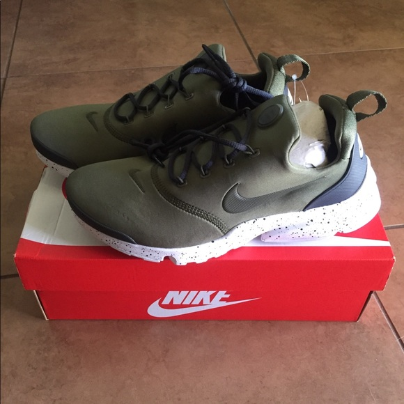 71926e48f5 Nike Shoes | Last Chance Sale Olive Green Presto Fly | Poshmark